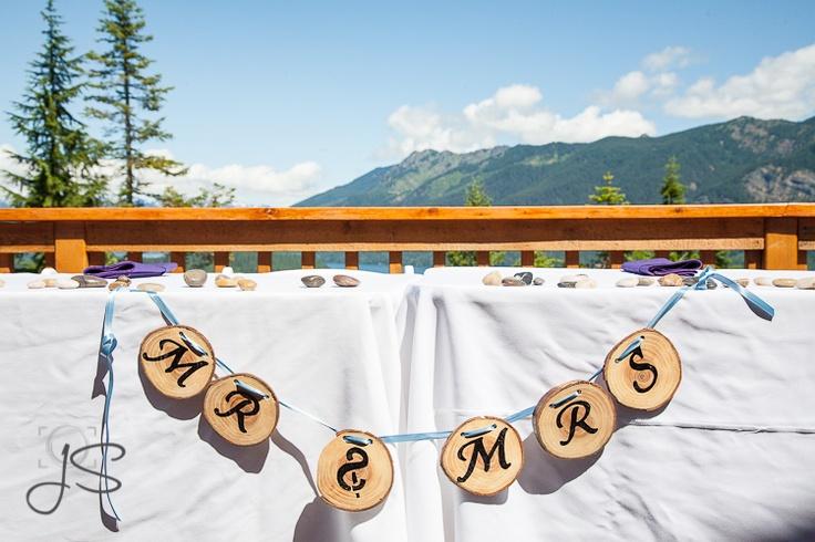 Wood Theme Wedding Wedding