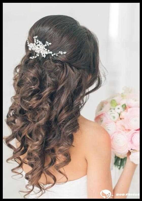 145 Exquisite Hochzeitsfrisuren Fur Alle Haartypen Long Bob