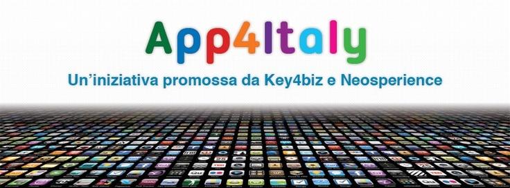App4Italy è il progetto comune Key4biz-Neosperience interamente dedicato al mondo delle App. Dal 7 gennaio 2013, ogni giorno su key4biz.it