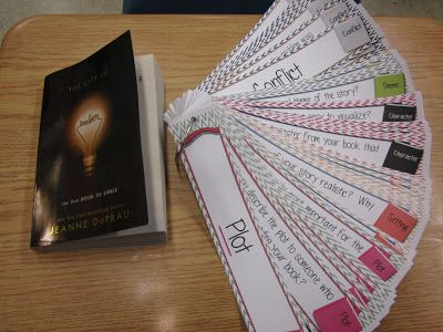 Runde's Room: Starting The City of Ember - ideas and activities Story elements fan!