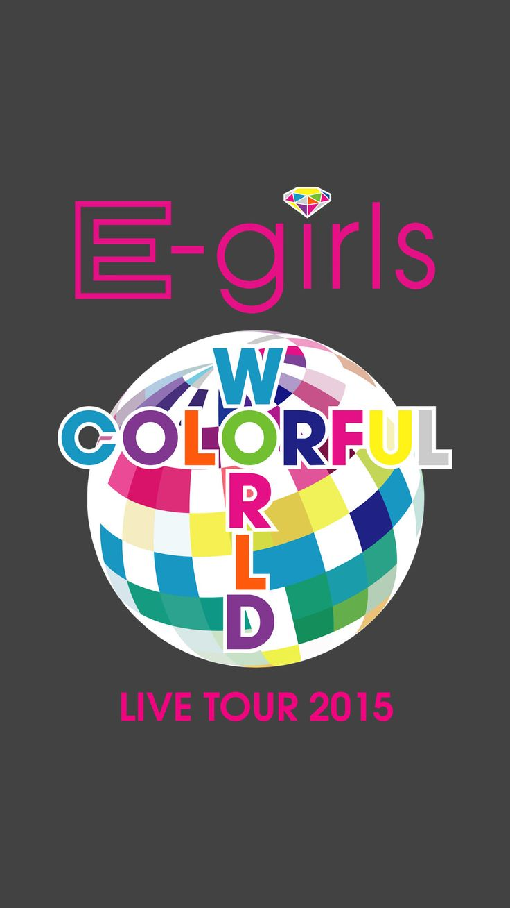 E-girls LIVE TOUR 2015