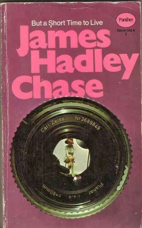 Image result for james hadley chase books 1960s
