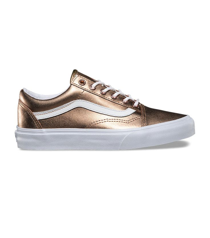 5 Rose Gold Sneakers Every Fashion Girl Will Flip Over via @WhoWhatWear