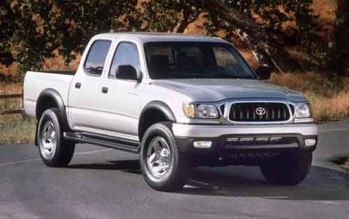 1997 Toyota 4 x 4 Pick up in Silver