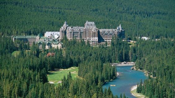 The Fairmont Banff Springs-Canada