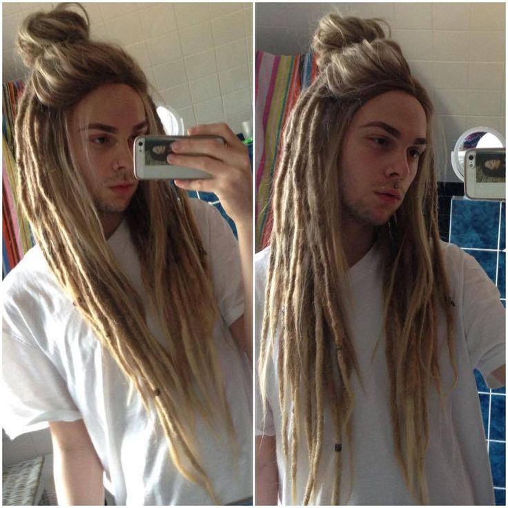 Make A Dreadlock Wig 25