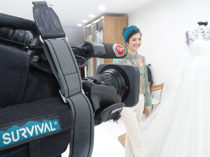 Esin Ertan ile Moda Esintisi, HER Persembe TRT1 'de Iyi Fikir'de Sabah Saat 11:00 ile 13:00 arasinda..