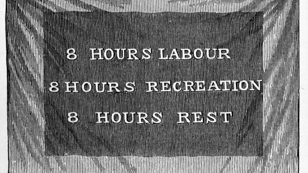 If you are lucky enough to have a break on Labour Day, then thank a group of brave stonemasons for the holiday. Celebrated in Victoria on the second Monday of March, it marks a win for better working conditions for the working class and 2016 is the 160th anniversary of this historic battle.  In the 1800s, conditions for workers were not great. The rights most Australians take for granted today – sick leave, holiday pay – simply didn't exist.