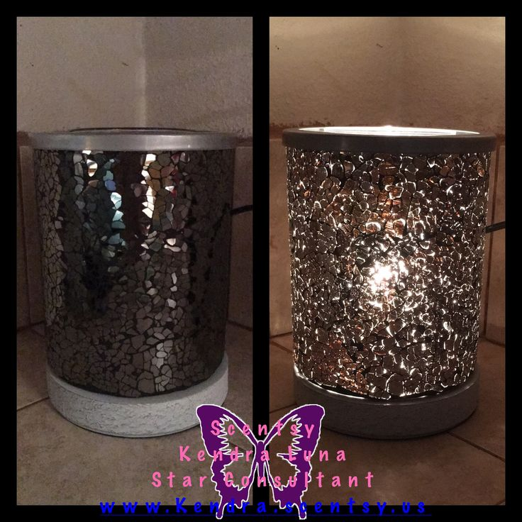 Scentsy Fall/Winter 2017 Black Crush Warmer! Available to ...