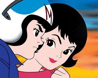 Speed Racer & Trixie