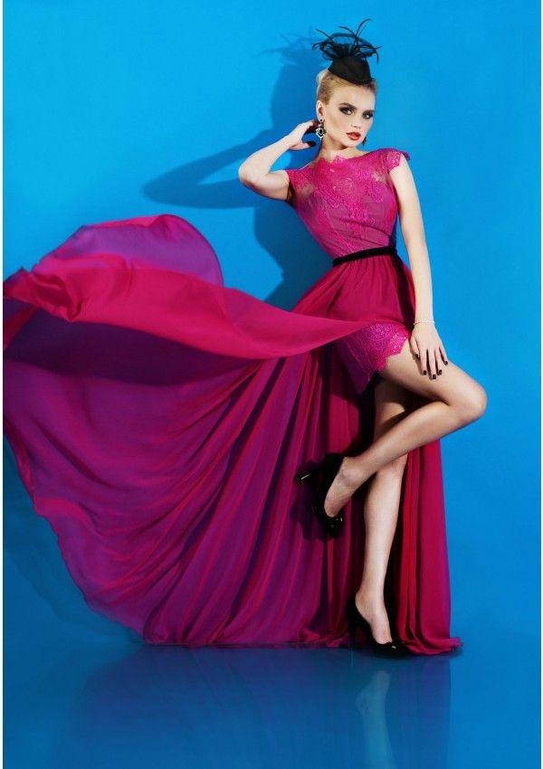 Evening Dress New Romantics BIEN SAVVY La Dolce Vita SS 2015