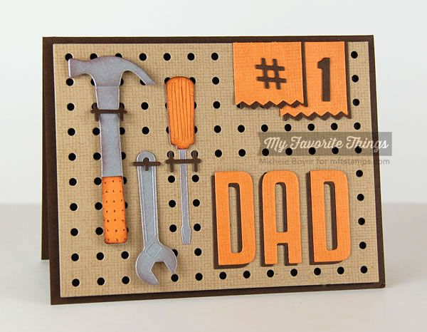 No. 1 DAD by Shel9999 - Cards and Paper Crafts at Splitcoaststampers