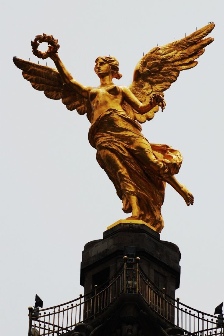 The Independence angel