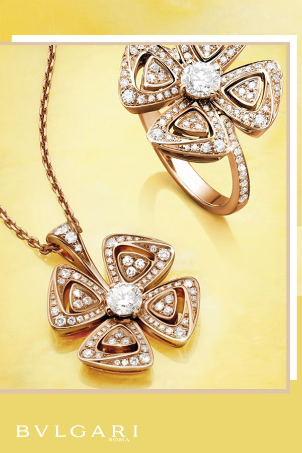 Fiorever Necklaces In 2019 Bvlgari Jewelry Jewelry