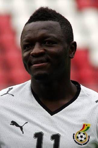 """Suleyman Ali """"Sulley"""" Muntari (Ghana/AC Milan)"""
