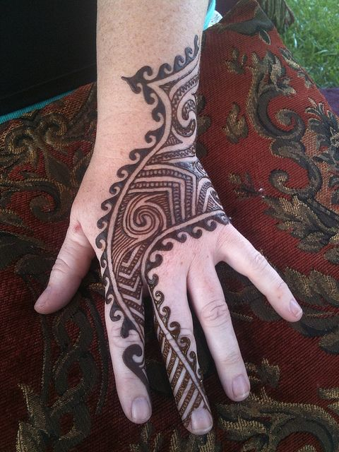 TF4 by Nomad Heart Henna, via Flickr