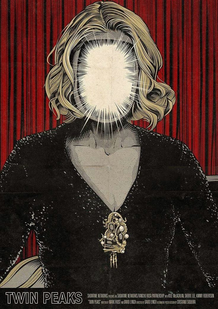 Twin Peaks Poster - Season 3 Episode ? by CrisVector