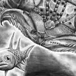 http://www.techtimes.com/articles/198714/20170222/newly-discovered-ancient-giant-monster-worm-had-scary-snapping-jaws.htm Highly Cited:This 400-Million-Year-Old Worm Monster Is Metal as HellGizmodo Most Referenced:Earth's oldest 'Bobbit worm' – gigantism in a Devonian eunicidan polychaete : Scientific Reports - NatureNature