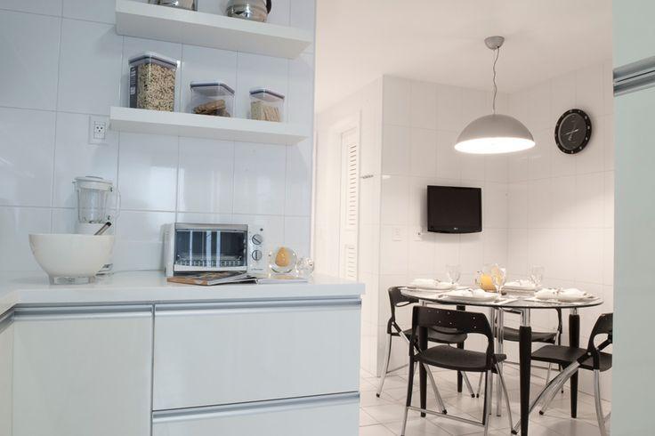 Apartamento Península / Arquiteto: Studio Eloy