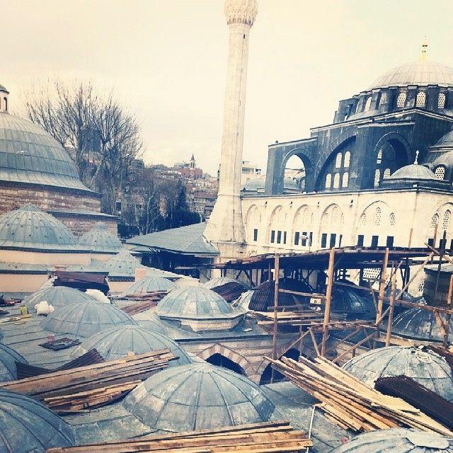 Mimar Sinan Eserleri  ( Kılıç Ali Paşa Camii - Kılıç Ali Paşa Hamamı - Kılıç Ali Paşa Medresesi