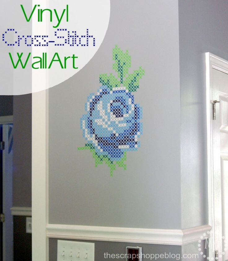 Best Decorate Your Walls With Vinyl Images On Pinterest - How to make vinyl wall decals with silhouette cameo