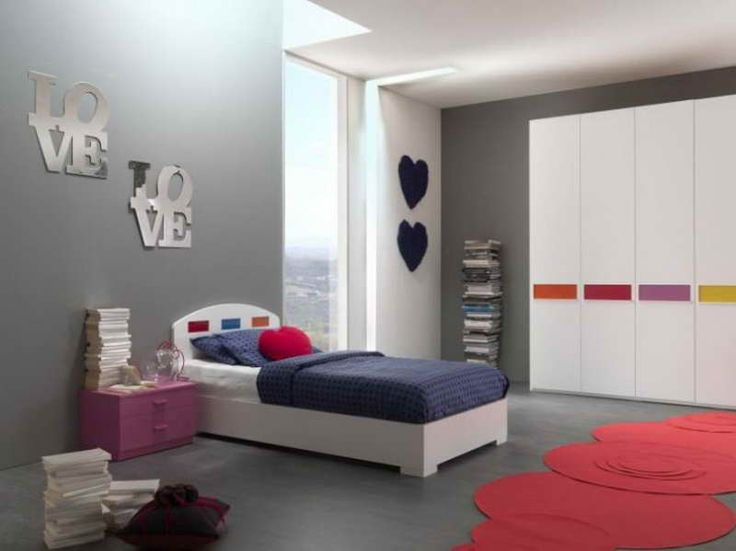 Grey Color Schemes For Bedrooms Minimalist Plans Unique 19 Best Grey Walls Bedroom Design Images On Pinterest Design Ideas