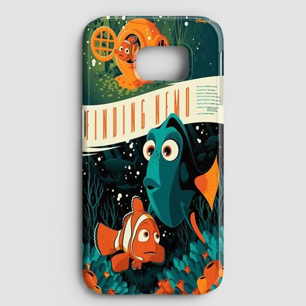 Finding Nemo Address Samsung Galaxy S7 Edge Case