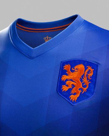 FlagWigs: Netherlands Holland Away Soccer Jersey Football Sh...