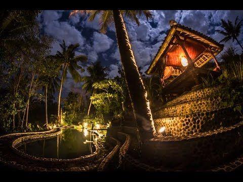Бали Дача. Сауна на Бали Bali Dacha | Индонезия, Бали [1080p]
