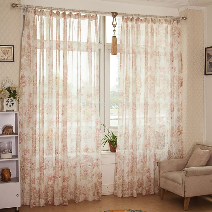 Las 25 mejores ideas sobre cortinas transparentes en for Cortinas transparentes