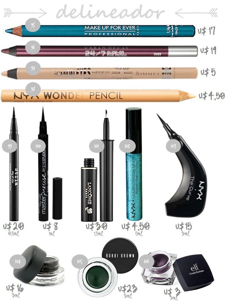guia de compras de maquiagem nos EUA | minha querida necessáire