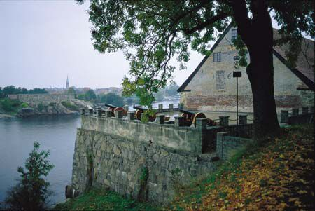 Old Town, Fredrikstad, Norway