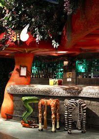 rainforest cafe london - Google Search
