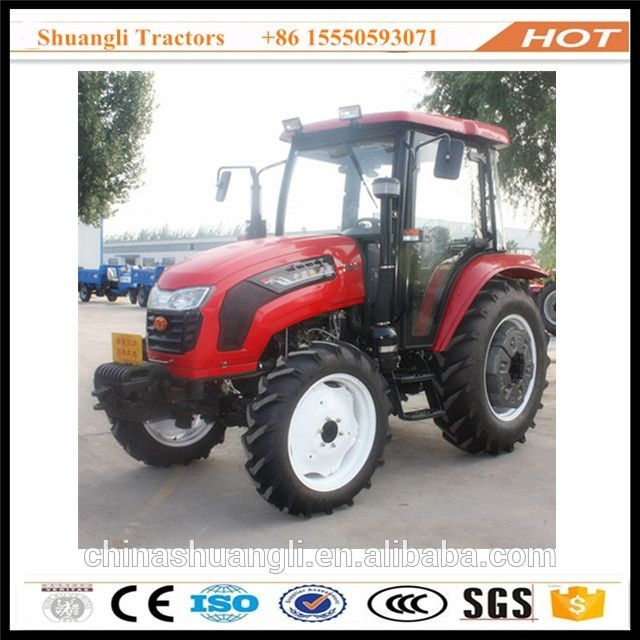 China Cheap 70HP 4WD farm tractor for sale