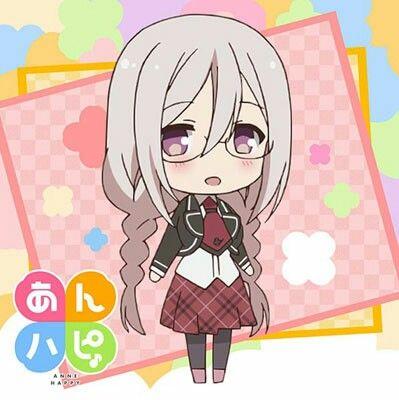 Chibi Botan-chan Anne Happy