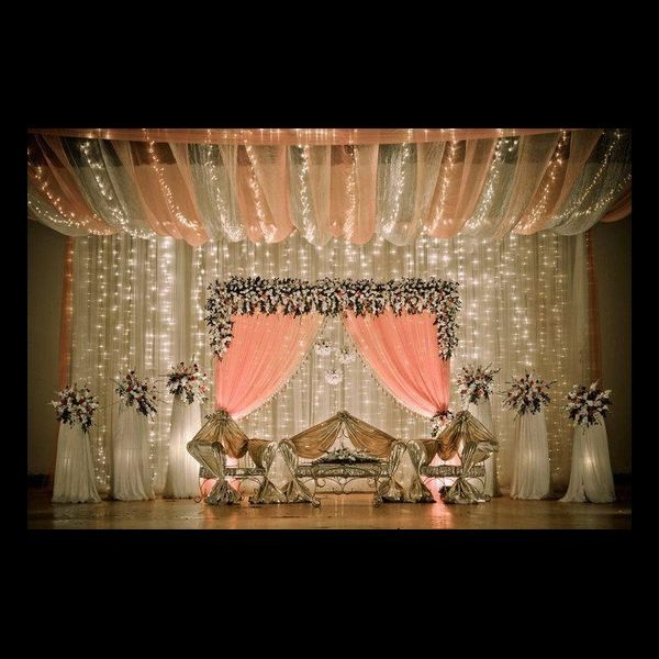 Wedding Stage - Tareq's Catering&Event Management