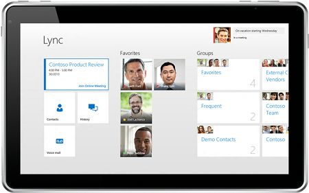 Microsoft Lync top features – video conferencing and instant messaging - Office.com
