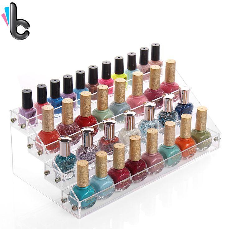 Best 25+ Nail polish racks ideas on Pinterest | Organize ...