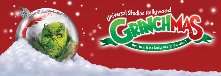 grinchmas universal studios  | ... McCurdy scheduled to appear at Grinchmas 2011 | Jennette McCurdy
