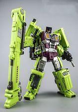 Transformers Generation Toy Crane Gravity Builder GT-01F Ver.New