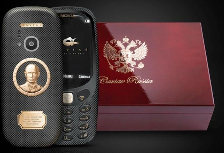 #nokia3310 #κινητο #πουτιν #συλλεκτικο http://wp.me/p7HCEj-1O3 TECHNOLOGY GLOBALIST   GR