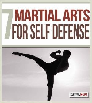 Hand-To-Hand: 8 Best Martial Arts For Self Defense ...