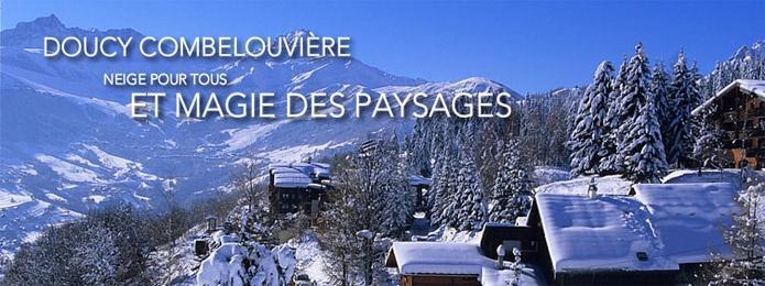 Doucy cimes, Doucy combelouvière : station de ski vanoise, ski nordique savoie, vacances ski noël ou en famille#