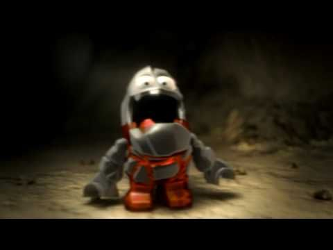 LEGO Power Miners Monster Burp - YouTube