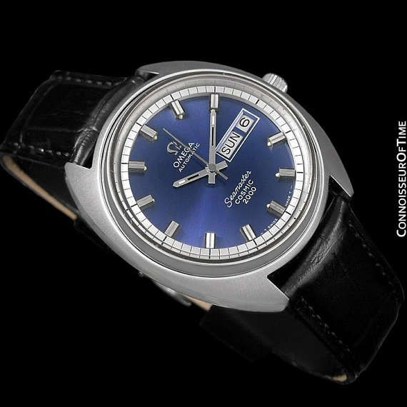 Hey, I found this really awesome Etsy listing at https://www.etsy.com/listing/507941536/1970s-omega-seamaster-cosmic-2000