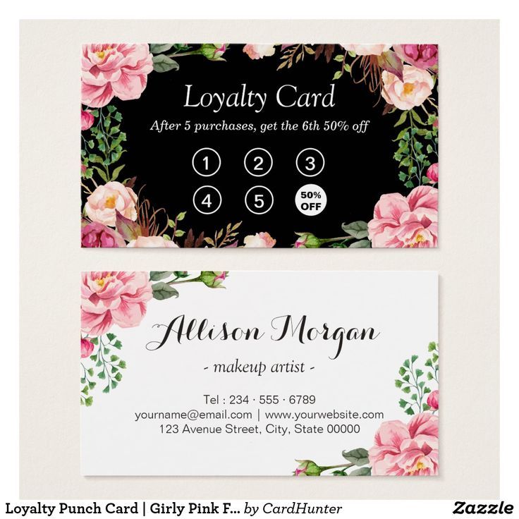 18 best Small Business Tools - Referral Cards Stationery images on ...