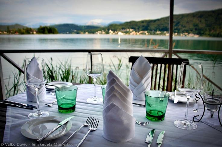 Villa Miralago, Lake Wörthersee, Austria