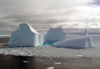Quick Facts | Quick Facts on Icebergs | National Snow and Ice Data Center