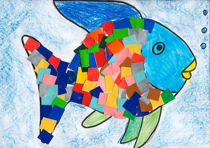 17 migliori immagini pesce arcobaleno activity su for Disegni pesciolino arcobaleno