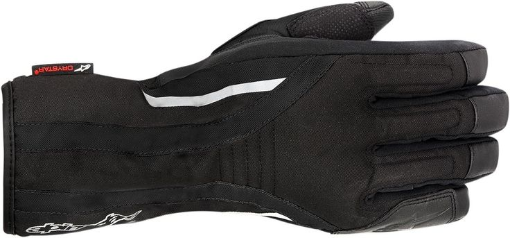 Alpinestars Womens Stella Oslo Drystar Waterproof Motorcycle Gloves LARGE Black